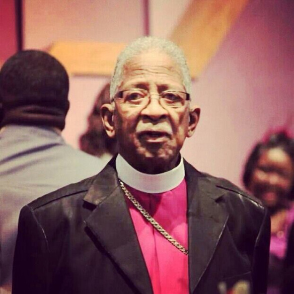 Bishop Floyd Eugene Perry, Jr.