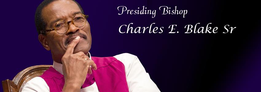 Charles Edward Blake Sr.