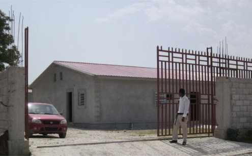 New medical Clinic in Haiti.
