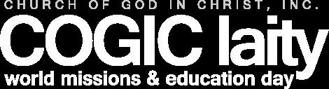COGIC Laity 2017