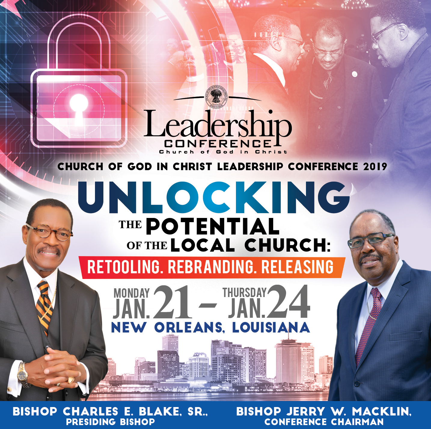 Leadership Conference – COGIC Leadership Conference