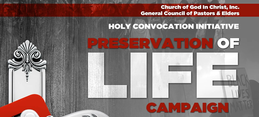 Preservation Of Life Campaign The Council Of Pastor S