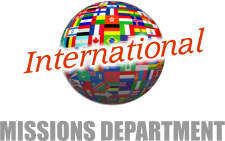 International Missions Department