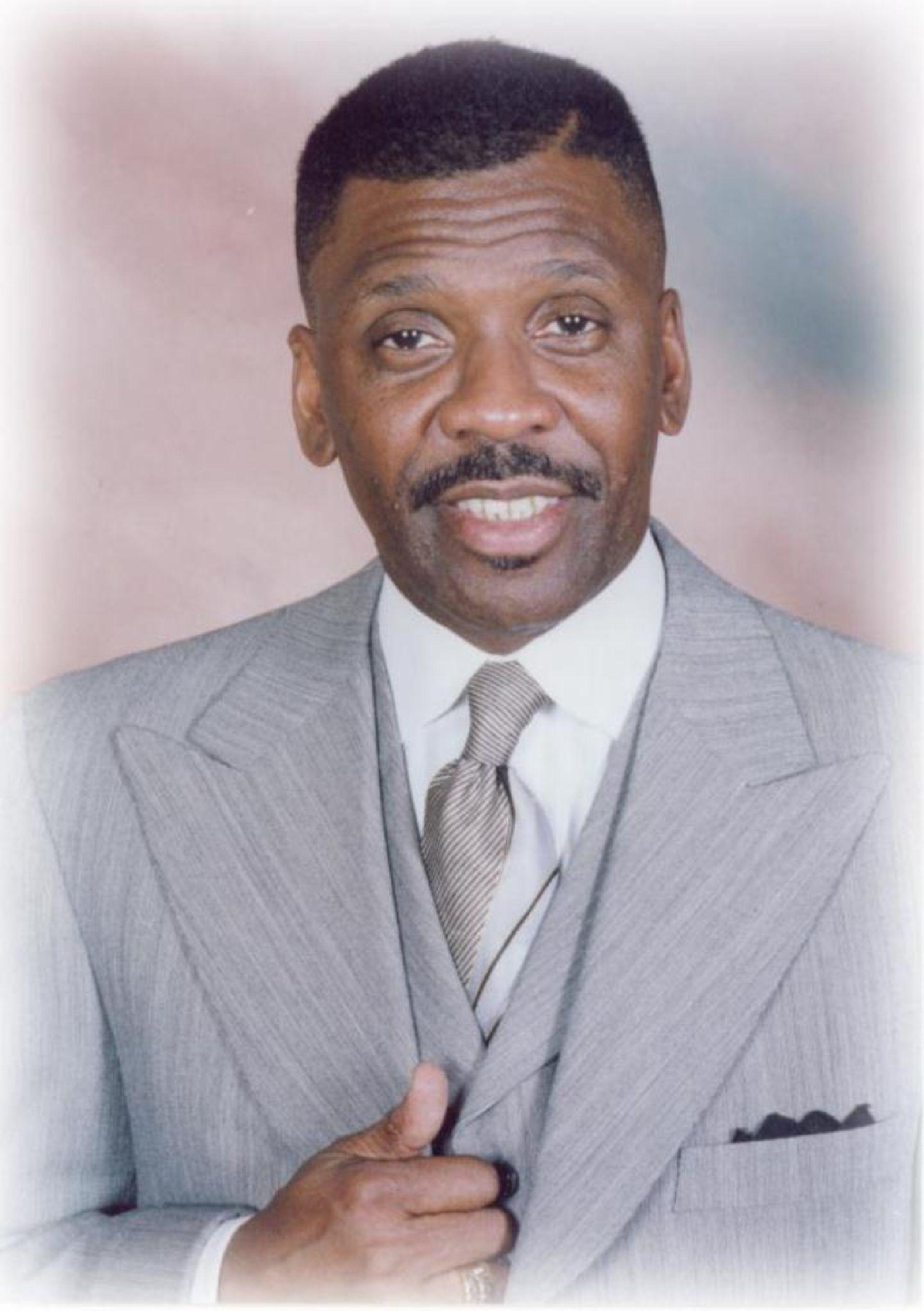 Superintendent Michael Eaddy
