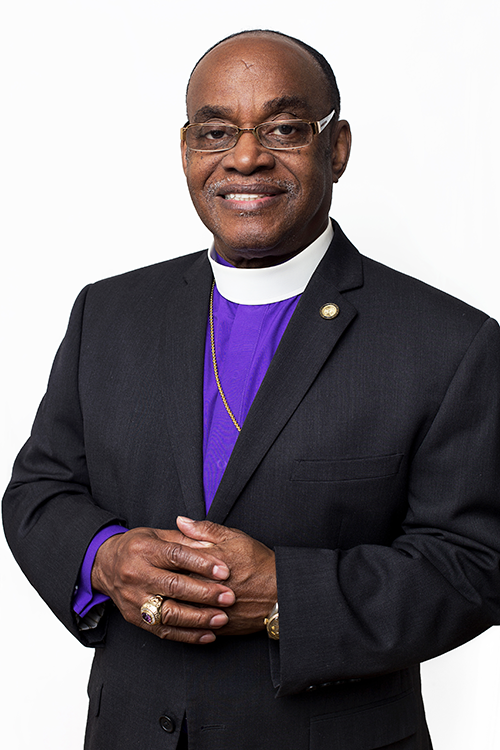 Bishop Milton Rochford