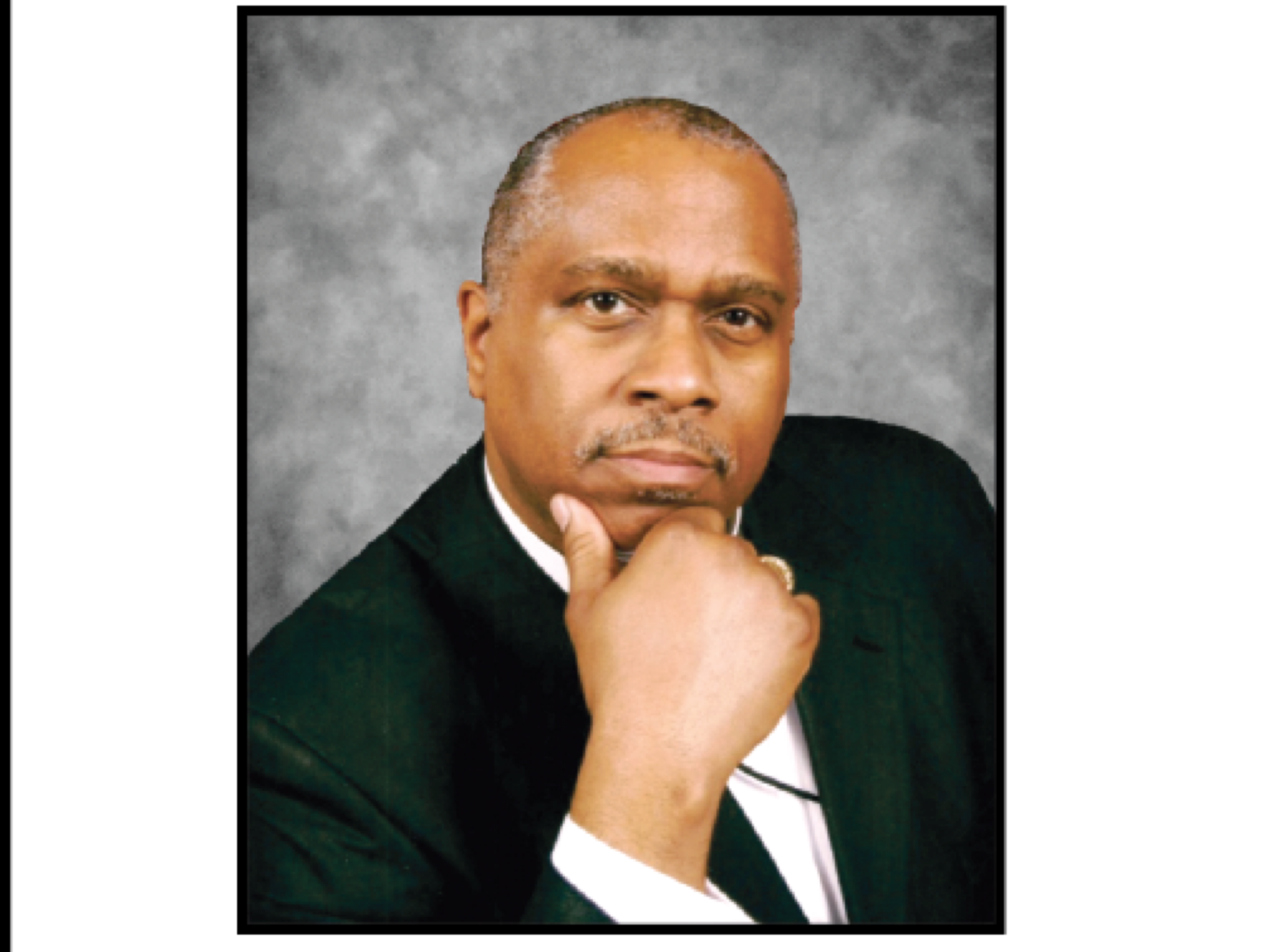 Superintendent Tony H. Campbell
