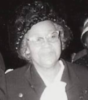 Mother Annie L Bailey International Cogic Women S