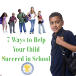 Help Your Child Succeed in School