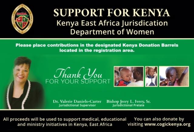Change for Kenya_Thank you