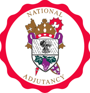 Natl Adjutancy Seal - JPG