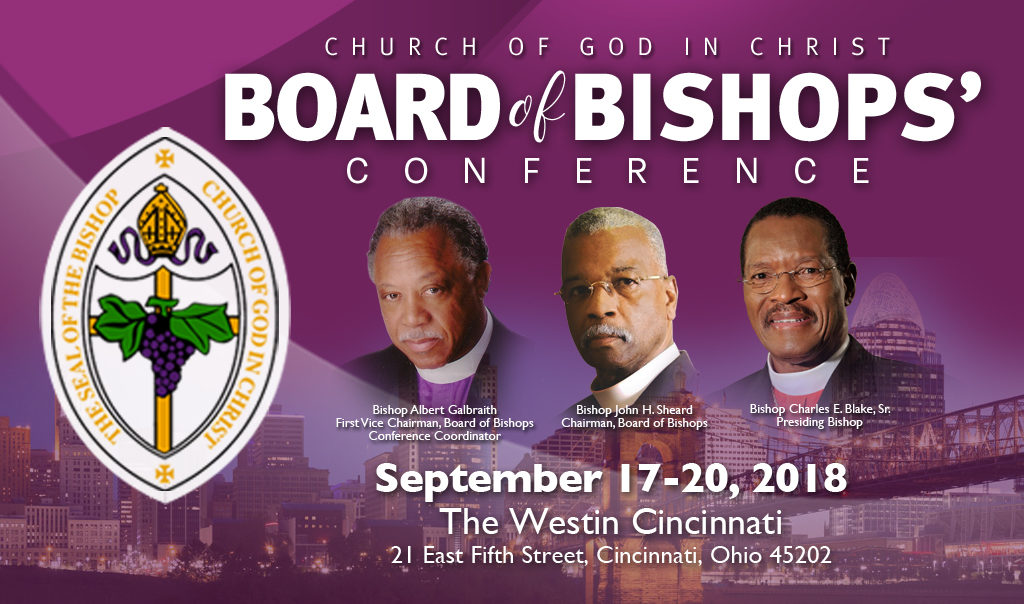 showing 1st image of National Cogic Convocation 2018 In St Louis Events – Church Of God In Christ