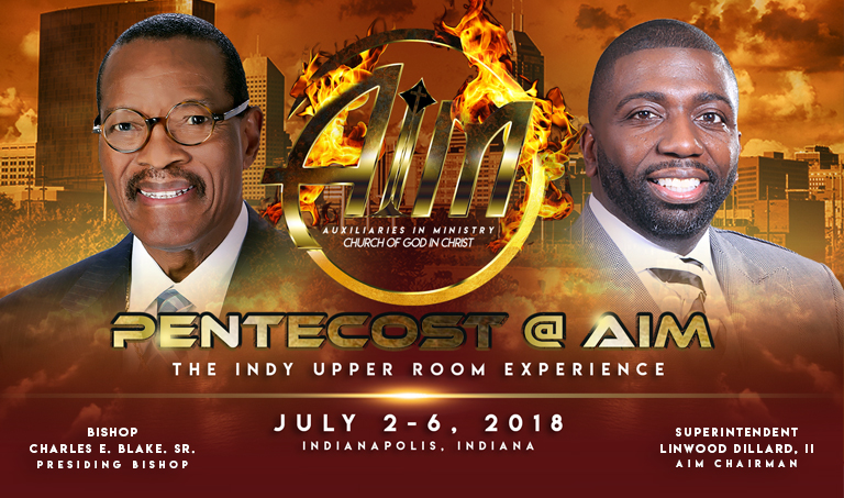 Church Of God In Christ - AIM Convention