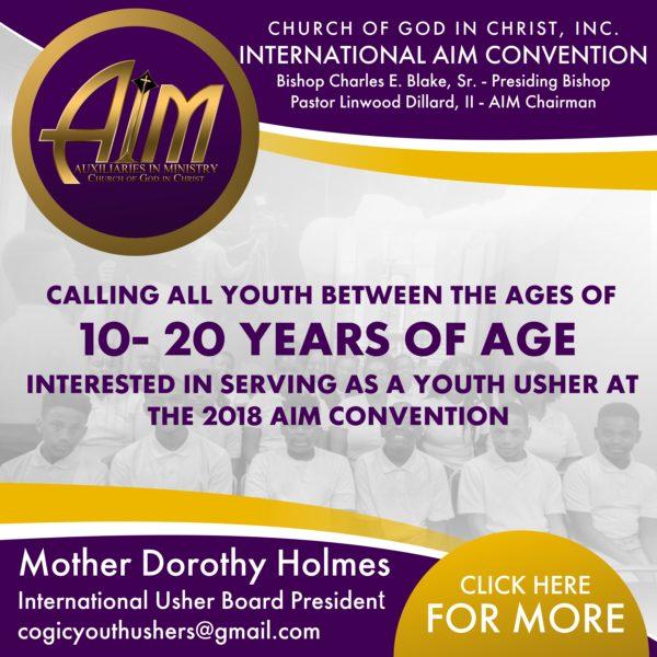 search results for u201cyouth u201d church of god in christ rh cogic org COGIC Usher Sermon Black Usher's COGIC Hat