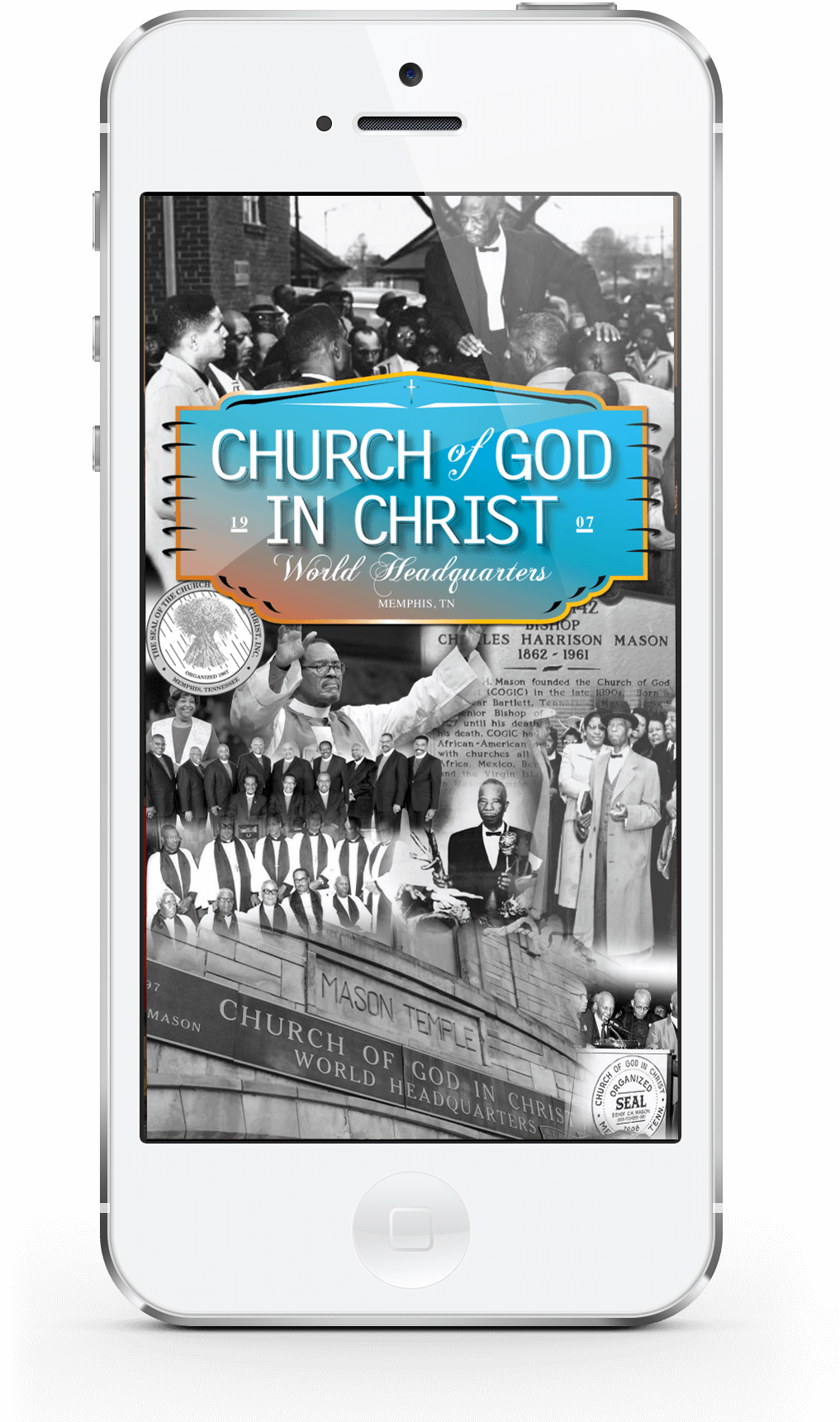 Mobile App – Church Of God In Christ
