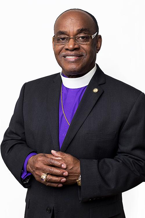 Bishop Milton Rochford