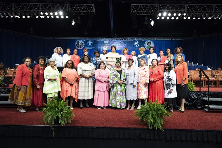 COGIC - Church Of God In Christ, Inc.