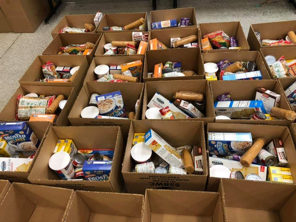 Cogic Urban Initiatives Partner With Urban League For Food